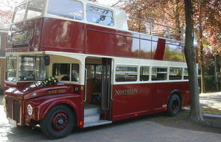 The London Ceremony Bus bv