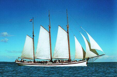Sailing / Hollands Glorie