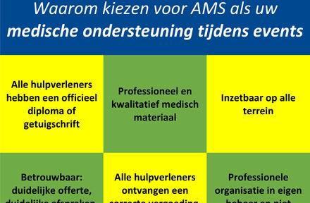 Waarom kiezen voor AMS - Foto 1