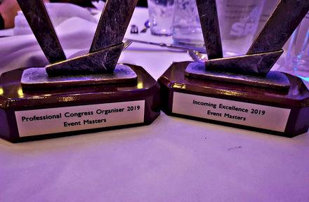 Event Masters valt driemaal in de prijzen op de Travel Awards. - Foto 1