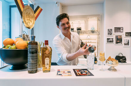Cocktail catering op maat (Delvaux)  - Foto 1