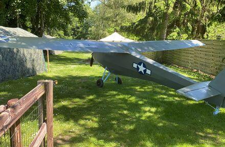 Vliegtuig WO2 te huur als eyecatcher - Foto 1