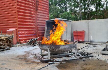 Brandbestrijding tijdens evenementen - Foto 1