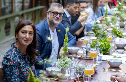 The Oval Office geeft startschot Flanders Food Festival - Foto 1