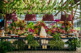 18 Floral Elements to Bright Up the Event Venue
