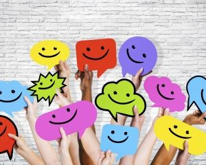 The Power of Networking? Relax and smile!
