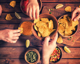 23 Nacho Bar Ideas to Thrill Your Event Guests