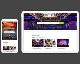 A new year, a new homepage and brand new search options!