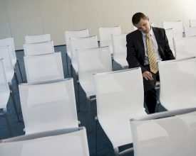 Sleeping Audience? Revamp Your Presentation Style
