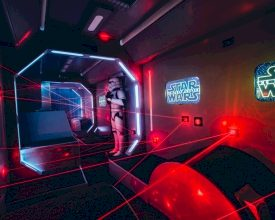 Be Inspired by this Original Star Wars Brand Activation