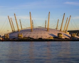 London O2 Arena Evacuated due to Fire