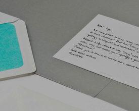 Start-up Inkpact Sends Hand-Written Messages