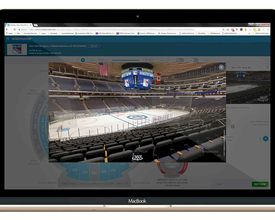 Ticketmaster Now Shows Virtual View from Every Seat in an Event Venue