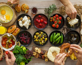 21 Savory Brunch Buffets Your Attendees Will Love