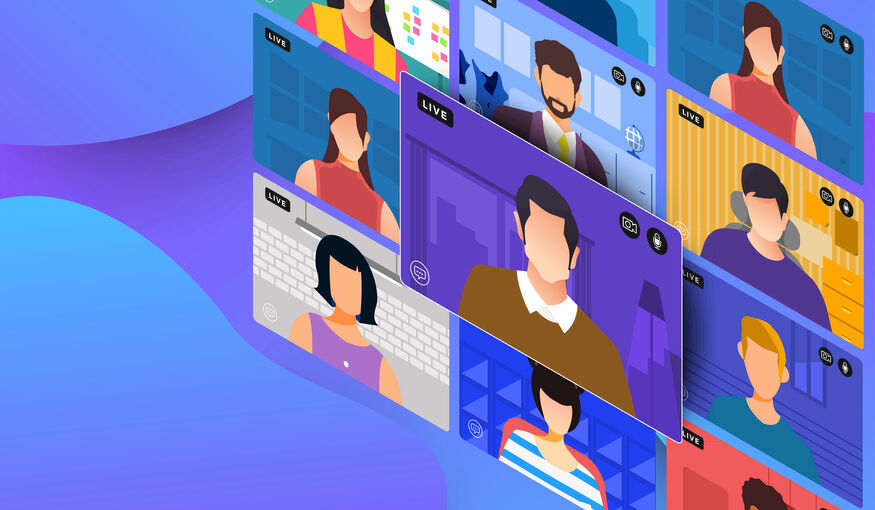 How to Keep People Connected to Your Online Event