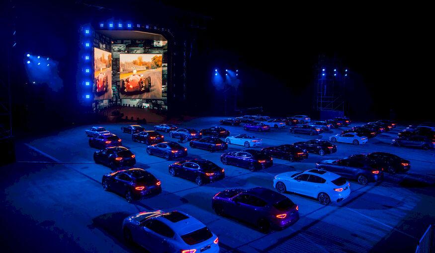 Maserati Awarded World's Best Event in 2020